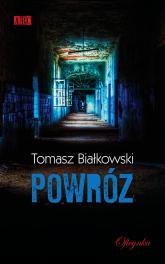 Powróz - Tomasz Białkowski | mała okładka
