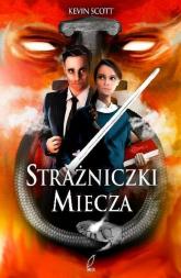 Strażniczka miecza - Mariusz Kołecki | mała okładka