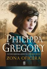 Żona oficera - Philippa Gregory | mała okładka