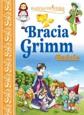 Klasyka światowa Bracia Grimm Baśnie - Grimm Jakub, Grimm Wilhelm | mała okładka