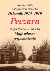 Peczara - Potocka Janina Zofia, Potocka Zofia Barbara | mała okładka