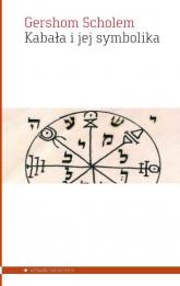 Kabała i jej symbolika - Gershom Scholem   mała okładka