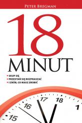 18 minut - Peter Bregman | mała okładka