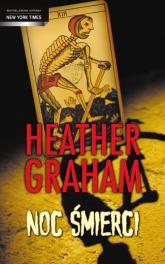 Noc śmierci - Heather Graham | mała okładka