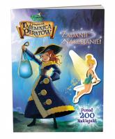 Disney Wróżki Dzwoneczek i tajemnica piratów Zadanie: naklejanie! LAS29 -  | mała okładka