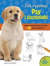 Jak rysować Psy i szczeniaki -  | mała okładka