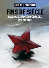Falangi Czarnego Porządku Polowanie - Pierre Christin | mała okładka