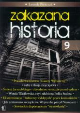 Zakazana historia 9 - Leszek Pietrzak | mała okładka
