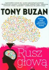 Rusz głową - Tony Buzan | mała okładka