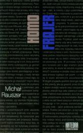 Homo frajer Nieświadome wymiary kultury - Michał Rauszer | mała okładka