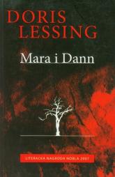 Mara i Dann - Doris Lessing | mała okładka