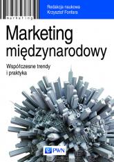 Marketing międzynarodowy Współczesne trendy i praktyka. -  | mała okładka
