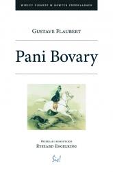 Pani Bovary - Gustave Flaubert | mała okładka