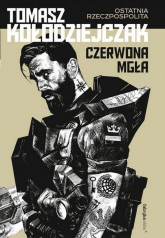 Czerwona mgła - Tomasz Kołodziejczak | mała okładka