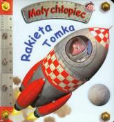 Rakieta Tomka Mały chłopiec - Emilie Beaumont | mała okładka