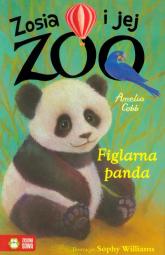 Zosia i jej zoo Figlarna panda -  | mała okładka