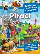 Piraci Panoramy z naklejkami -  | mała okładka