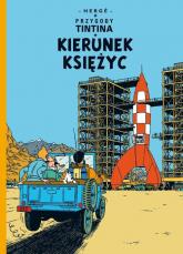 Przygody Tintina 16 Kierunek Księżyc -  | mała okładka