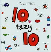 10 razy 10 - Herve Tullet | mała okładka