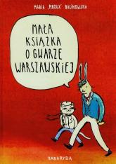 Mała książka o gwarze warszawskiej - Maria Bulikowska | mała okładka