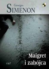 Maigret i zabójca - Georges Simenon | mała okładka