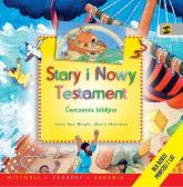 Stary i Nowy Testament Ćwiczenia biblijne dla dzieci powyżej 7 lat - Lane Leena, Round Graham | mała okładka