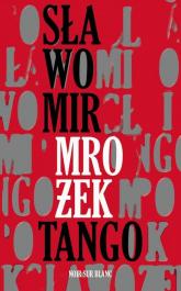 Tango - Sławomir Mrożek | mała okładka