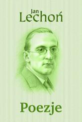 Poezje - Jan Lechoń | mała okładka