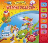 Wesołe pojazdy Książeczka z dźwiękiem - zbiorowa Praca | mała okładka