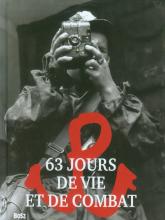 63 Jours de vie et de combat wydanie miniatura -    mała okładka