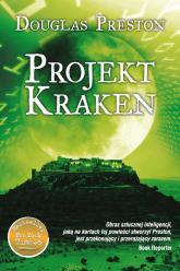 Projekt Kraken - Douglas Preston | mała okładka