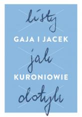 Listy jak dotyk - Kuroń Jacek, Kuroń Gaja   mała okładka