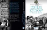 Dzieje Żydów w Polsce i Rosji - Antony Polonsky | mała okładka