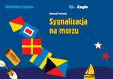 Sygnalizacja na morzu - Andrzej Pochodaj | mała okładka