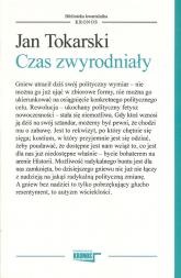 Czas zwyrodniały - Jan Tokarski | mała okładka