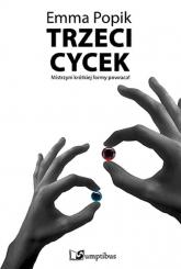 Trzeci cycek - Emma Popik | mała okładka