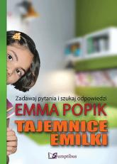 Tajemnice Emilki - Emma Popik | mała okładka