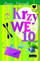 Krzywe 10 - Ewa Nowak | mała okładka