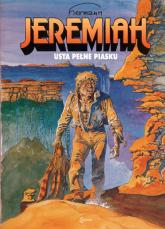 Jeremiah 2 Usta pełne piasku - Hermann | mała okładka