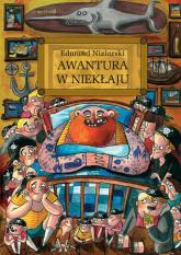 Awantura w Niekłaju - Edmund Niziurski | mała okładka
