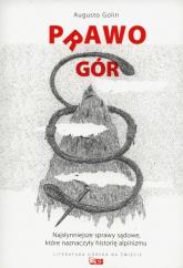 Prawo gór - Augusto Golin | mała okładka