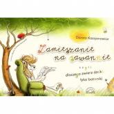 Zamieszanie na sawannie, czyli dlaczego zwierz dziki łyka batoniki - Dorota Kassjanowicz | mała okładka