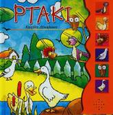 Ptaki Książka dźwiękowa - zbiorowa praca | mała okładka