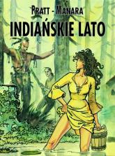 Indiańskie lato - Hugo Pratt | mała okładka