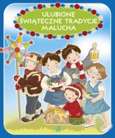 Ulubione świąteczne tradycje malucha - Ewa Skarżyńska | mała okładka