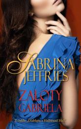 Zaloty Gabriela - Sabrina Jeffries | mała okładka