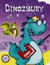 Dinozaury - zbiorowa praca | mała okładka