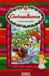 Gwiazdkowe wierszyki - Rafał Wejner | mała okładka