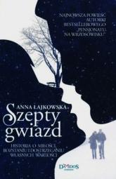 Szepty gwiazd - Anna Łajkowska | mała okładka