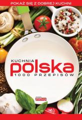 Kuchnia polska 1000 przepisów -  | mała okładka